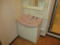 GIROコーポシャワー付き洗面台