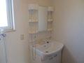 SH41 202号室 シャワー付き洗面台