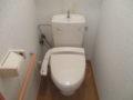 SH41 202号室 トイレ